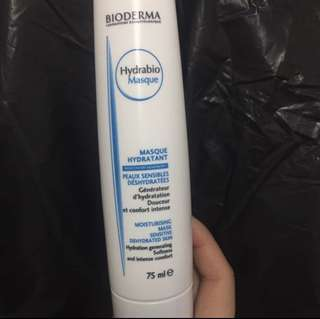 Bioderma Hydrabio Masque / Mask / 面膜