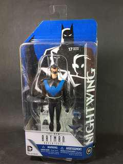Nightwing Batman The Animated Series TNBA DC Collectibles