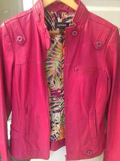 Danier Leather Jacket size S
