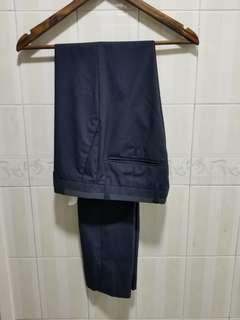 Zara 西褲 slim fit size M