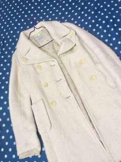 Cute White Coat