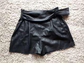 High-Waisted Zara Shorts