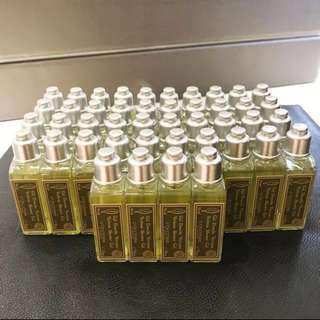 [CLEARANCE] Brand New Authentic Loccitane Verbena Shower Gel Travel Pack 50ml