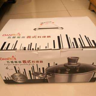 🚚 丹露五層複底義式料理鍋