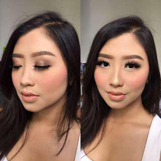 makeup only 200k