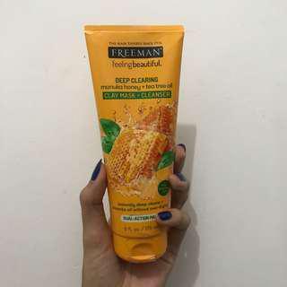 Freeman Manuka Honey + TeaTree Oil