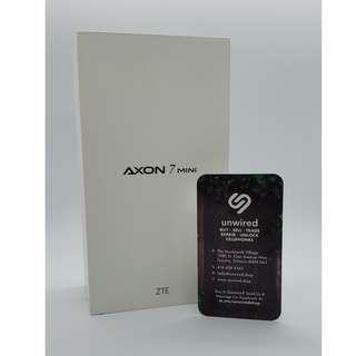 ZTE Axon Mini 7, Platinum Gray (32GB)