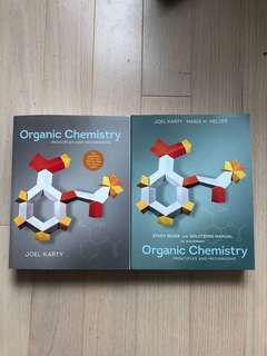Organic Chemistry: Principles and Mechanisms by Joel Karty