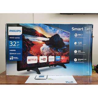 Philips 4000 Series 32-Inch Smart TV