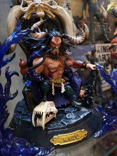 Kaido of the Beasts /w Purple Aura Figure One Piece