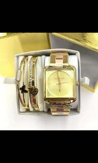 MK Watches and Bangles
