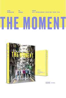 [WTS] JBJ THE MOMENT PHOTOBOOK DVD