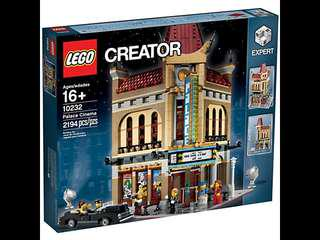 WTT/WTS my Lego 10232 Palace Cinema for your Lego DINER