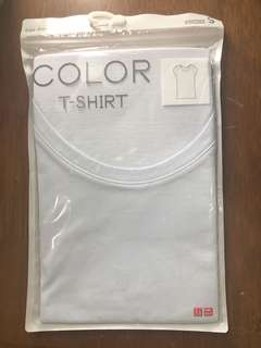 Brand New Auth Uniqlo Cotton Tshirt