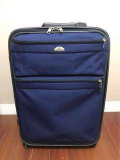 Samsonite travel luggage