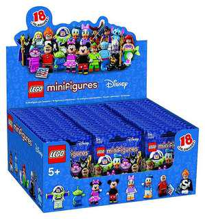 Lego Disney Minifigures 71012 or Trade with Harry Potter Minifig Box