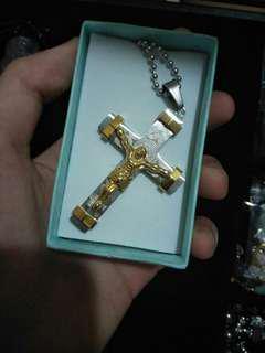 足銀💯十字架🙌