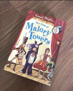 BN Gnid Blyton New Girls at Malory Towers - 3 in 1