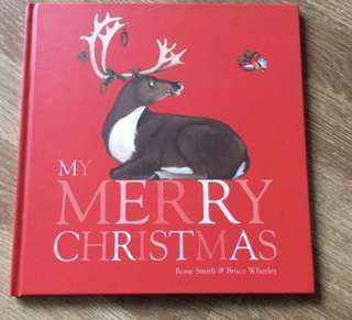 My Merry Christmas Hardback
