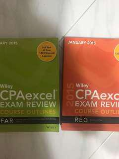 Wiley CPA Excel Exam Review 2015
