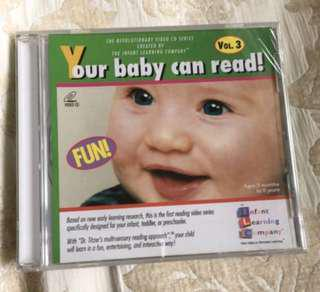BN Your Baby Can Read CD Vol 3