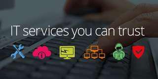 IT Servicing Formatting & Software repair