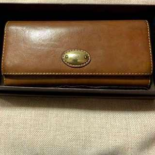 Gorgeous Mulberry Tan Wallet