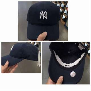 0a1b8941547 Authentic MLB Cap   Hat from South Korea unisex