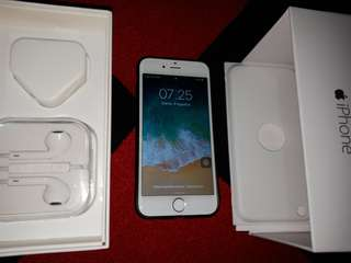 Iphone 6 memori 64gb grey