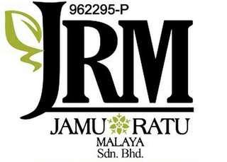 Jamu Ratu Malaya (JRM)