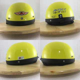 Helmet mhr 3 Kuning