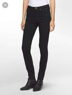 {INSTOCK} black skinny jeans