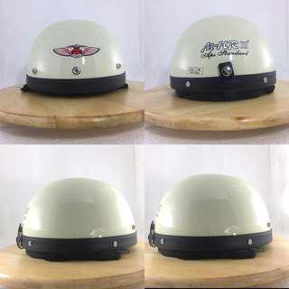 Helmet Mhr 3 Putih SUSU
