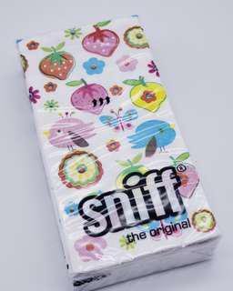 PPD® Sniff® Designer Tissues Strawberries