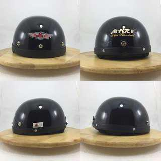 Helmet mhr 3 Hitam