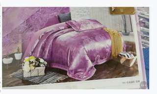 Cadar pengantin sutera silk