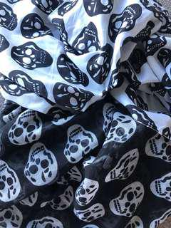 Alexander Mcqueen replica scarves