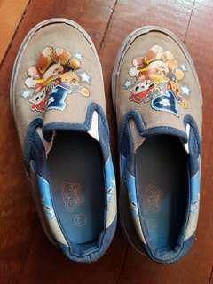 Paw patrol sneakers