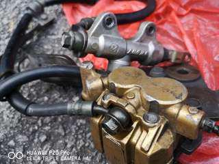 Brake 125