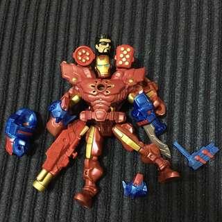 🚚 復仇者聯盟 鋼鐵人 組裝玩具