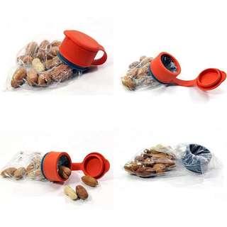 Sealer Cap to Keep Food Fresh and Moisture-free