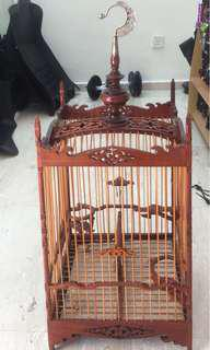 Jambul Thai Sq Cage