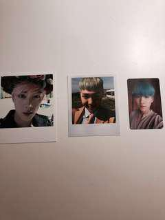 WTS Bts Photocards