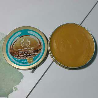 Oil miracle the body shop
