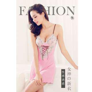 Merli  | Sexy Lingerie | Night Dress | Baju Tidur Dewasa | High Quality