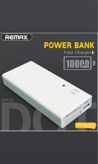 CHEAPEST Remax Dot Powerbank 10000mah Fast Charging