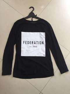 Federation Longsleeve Tee - Medium