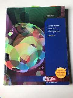International Financial Management (12th Edition)