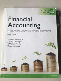 Financial Accounting International Financial Reporting Standards (9th Edition)