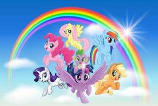 My pony banner